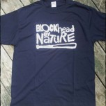 Blockhead by Nature Tee